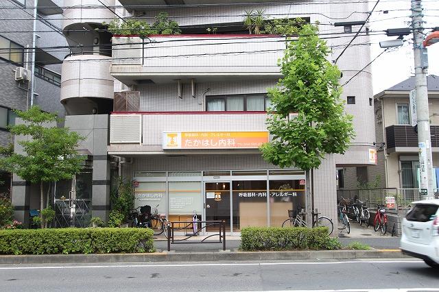武蔵新城 内科